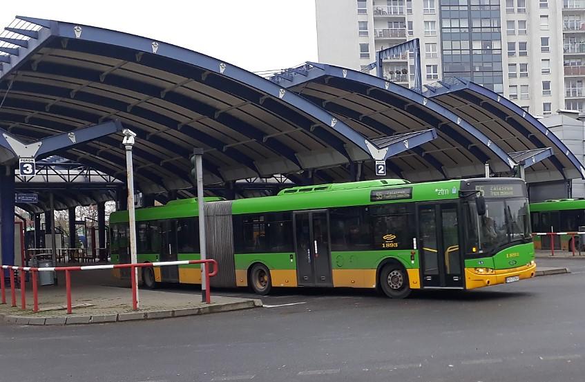 W związku z pracami drogowymi wszystkie autobusy linii nr 55 dojeżdżać będą do przystanku Zalasewo/Planetarna Gimnazjum