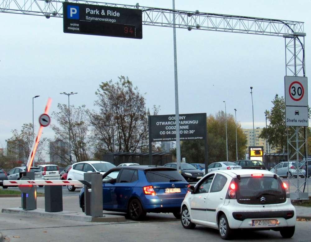 """""""Parkuj i Jedź"""": Bezpłatne parkowanie na podstawie wszystkich biletów na sieć, także specjalnych"""
