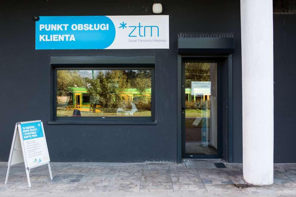 Punkt Obsługi Klienta w Tarnowie Podgórnym nieczynny