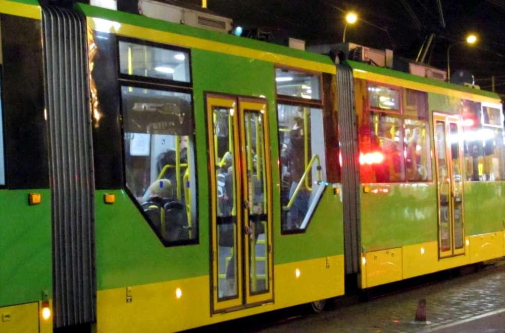 Nocne tramwaje pojadą zmienioną trasą z powodu prac na rondzie Starołęka i PST