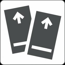 Bilet - symbol