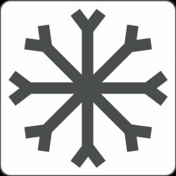 Gwiazdka - symbol klimatyzacji