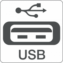 USB - symbol